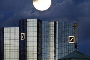 德意志银行支付1025万美元,用于报告故障,欺骗和解