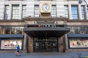 梅西百货第一季度销售额下降45%,毛利润下降21个百分点
